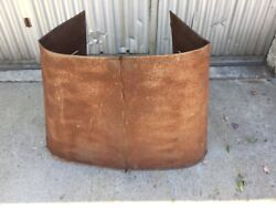 Model T Ford Hood Repro Top Sides