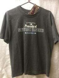 New York Yankees Official MLB Majestic Apparel Kids Youth Size XL T-Shirt NWT $12.99