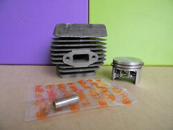 Stihl Chainsaw 020t Ms200 Ms200t Piston And Cylinder Kit 40mm Oem 1129 020 1201