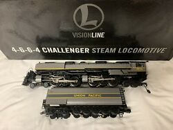 ✅lionel Vision Line Legacy Union Pacific 4-6-6-4 Greyhound Challenger 6-11211