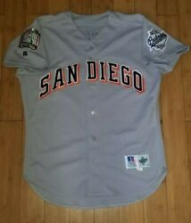 1999 All Star Game Used Jersey - San Diego Padres Game Used Jersey