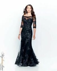 Montage 120919 Evening Gown Lowest Price Guarantee New Authentic
