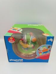Playmobil First Smile 6407 Baby Top Gyro Hard To Find 2001 New