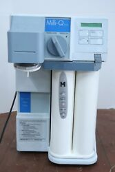 Millipore Milli-q Plus Zd5211584 Ultra-pure Water Purifier Unit With Filter