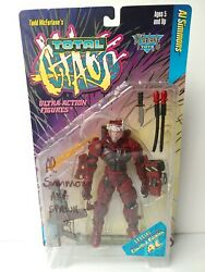 Signed Autograph Mcfarlane Toys Total Chaos Al Simmons Limited Edition Al Spawn