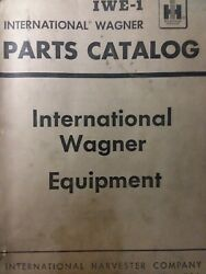 International Ih Tractor Wagner Front Loader And Backhoe Attachments Parts Manual