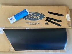 Ford F5dz-5425532-ptme Right Rear Door Body Molding W/ Clips 92-95 Taurus Sho