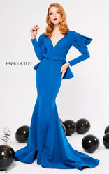Mnm Couture N0315 Evening Dress Lowest Price Guarantee New Authentic