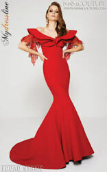 Mnm Couture 2365 Evening Dress Lowest Price Guarantee New Authentic