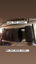 255/55r 18 Ridgeline Grappler Nitto Tires And Ryno Rims For Sale