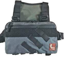 V3 Search And Rescue Kit Bag Manatee Black Hill People Gear Sar Chest Pack Rig