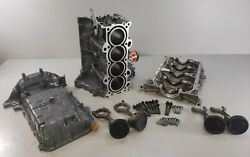 12000-zy6-435za Honda 2007 And Up Rebuildable Cylinder Block Bf 150 Hp For Parts