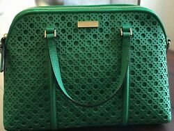 Kate BAG SWAG Lane Caining Small Rachelle WKRU3659 Sprout Green $399.99