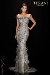 Terani Couture 2011gl2176 Evening Dress Lowest Price Guarantee New Authentic