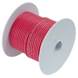 Ancor 117505 Red 2/0 Awg Tinned Copper Battery Cable 50'