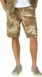 Lee Uniforms Menand039s Extreme Motion Crossroad Cargo Short