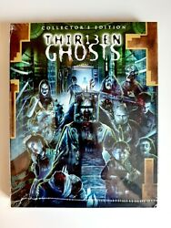 Thirteen Ghosts Collector's Edition Blu Ray W/ Slipcover Sealed New Mint In Hand