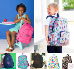 VIV amp; LOU PERSONALIZED BACKPACK SOLIDS amp; PRINTS BOYS amp; GIRLS LOTS of PATTERNS $39.99