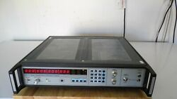 Eip 548b W/opt 02,05 Microwave Frequency Counter 10hz-26.5ghz