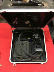 Vintage Semco Hypodermic Injection Apparatus In Hard Case