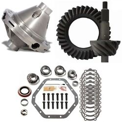 1989-1997 Chevy 14 Bolt - Gm 10.5- 3.73 Usa - Ring And Pinion - Posi - Gear Pkg