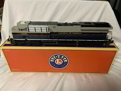 ✅lionel Central Of Georgia Ns Heritage Es44ac Non-powered Diesel Engine 6-38944