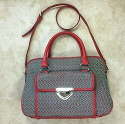Bimba & Lola Women's RedBlue Crossbody and Shoulder bag $79.00