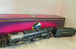 Mth O Gauge Union Pacific 4-6-6-4 Challenger Steam Engine 3985 In Box