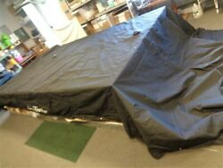 Tracker Party Barge 25 2008 - 2010 Black Cover 31487-14 Marine Boat