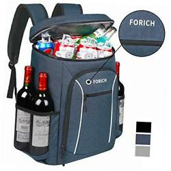FORICH Cooler Backpack Portable Soft Backpack Coolers Insulated Leak Proof Large $43.66