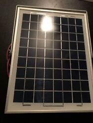 Solperk 10w Solar Panel,12v Solar Panel Charger Kit+8a Controller,suitable Fo...