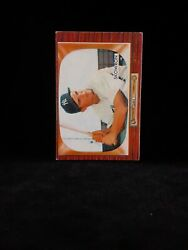 1955 Bowman #160 BILL SKOWRON* YANKEE* CLEAN Corner EDGE WEAR SEE PHOTOS