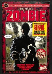 Lucio Fulci's Zombie 1 Nm Only 1,000 Copies Printed And Sealed Scarce