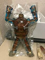 Unifive Tetsujin 28 Disc Top Model Action Figure Rare Items Toy Anime Tracking