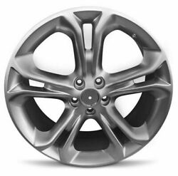 Set Of 4 Alloy Wheel Rims 20 Inch For 2011-2015 Ford Explorer 20x8.5 Inch 5 Lug