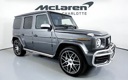 2020 Mercedes-Benz G-Class AMG G 63 2020 Mercedes-Benz G-Class designo Graphite Metallic with 69 Miles available no