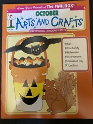 The Best Of The Mailbox Arts And Crafts 1999, Hardcover
