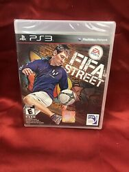 Fifa Street Sony Playstation 3 Ps3 Brand New Factory Sealed L⚽️⚽️k