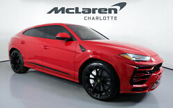 2020 Lamborghini Urus  2020 Lamborghini Urus Rosso Anteros Metallic with 687 Miles available now!
