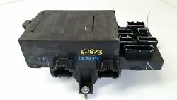 08 Ford Pickup F150 Engine Motor Under The Dash Fuse Relay Box Id 7l3t14a067fa