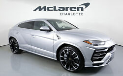 2020 Lamborghini Urus  2020 Lamborghini Urus Grigio Nimbus Metallic with 4134 Miles available now!