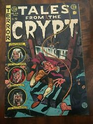 Tales From The Crypt 44 1954 Ec Comics - Golden Age - Good Condition