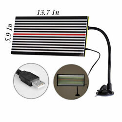 Car Body Paintless Dent Repair Led Reflector Board Pdr Tools Damage Doctor Hail