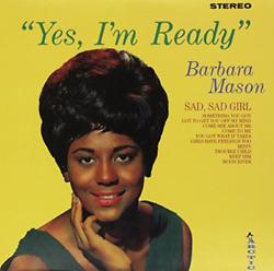 `mason, Barbara`-`yes, I`m Ready And Oh How It Hurts Limited Edition Vinyl Lp New