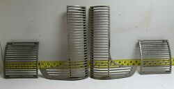 New Old Replacement 4 Piece Grille 1939 Oldsmobile Rare A