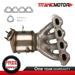 Exhaust Manifold Catalytic Converter For 11-15 Chevrolet Cruze 12-16 Sonic 1.8l