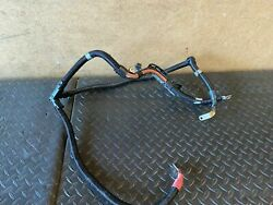 Bmw F10 550i M Sport 2009-2016 Oem N63 Engine Battery Wiring Harness Cable 82k