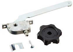 Camper Roof Vent Operator Assembly Replacement With Crank Handle Knob Rv 0.3lbs