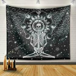 Creative Psychedlic Tapestry Wall Hanging Bohemian Art Hippie Wall Blanket D6G4