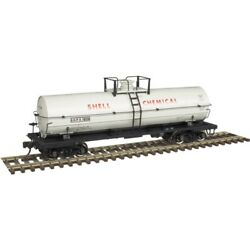 Shell Chemical Shpx 11,000 Gal Detailed Tank Car-ho-scale- Atlas Model-top Buy